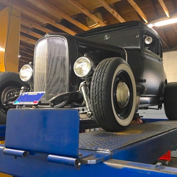 Classic Car Repair Beaverton